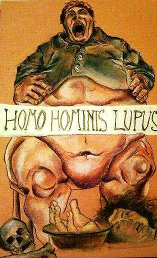 Homo moninis lupus